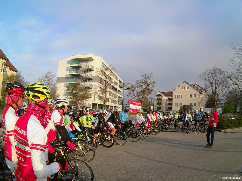 200 km Brevet 6.4.2019 – 87 Finisher